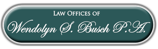 Law Offices of Wendolyn S. Busch, P. A. - Trial Lawyer to represent you!